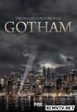 Thành Phố Tội Lỗi - Gotham Season 1