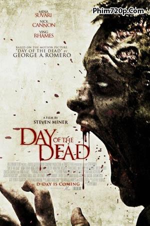 Ngày Kinh Hoàng - Day Of The Dead