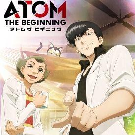 Atom: Sứ Mệnh Khởi Đầu -