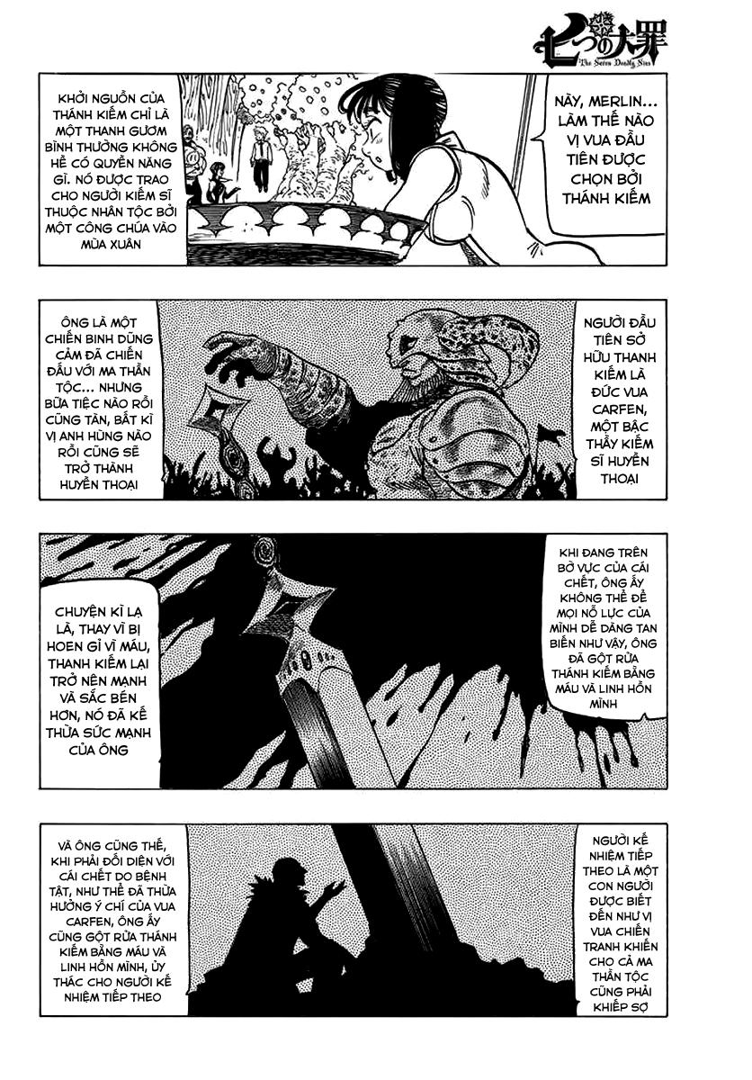 Thất Hình Đại Tội Chap 255 - Trang 18