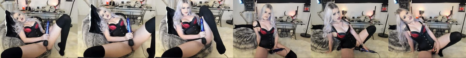 AlicexMaia: video from 10/13/2018 05:00:31